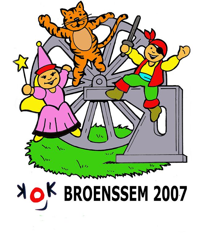 Kinjer Optoch Kommitee Broenssem 2007