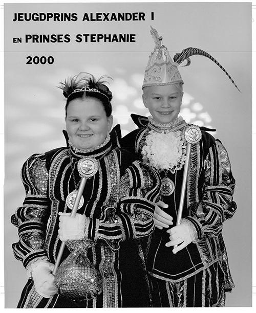 Kinjer Optoch Kommitee Broenssem 2000 Alexander 1 & Stephanie