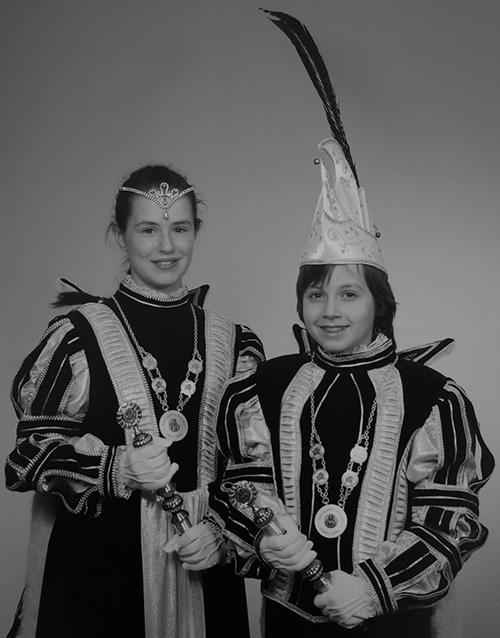 Kinjer Optoch Kommitee Broenssem 2006 Jeroen & Yentl