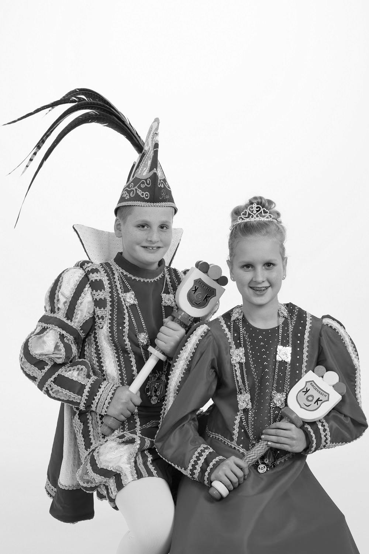 Kinjer Optoch Kommitee Broenssem 2015 Rafe en Bo