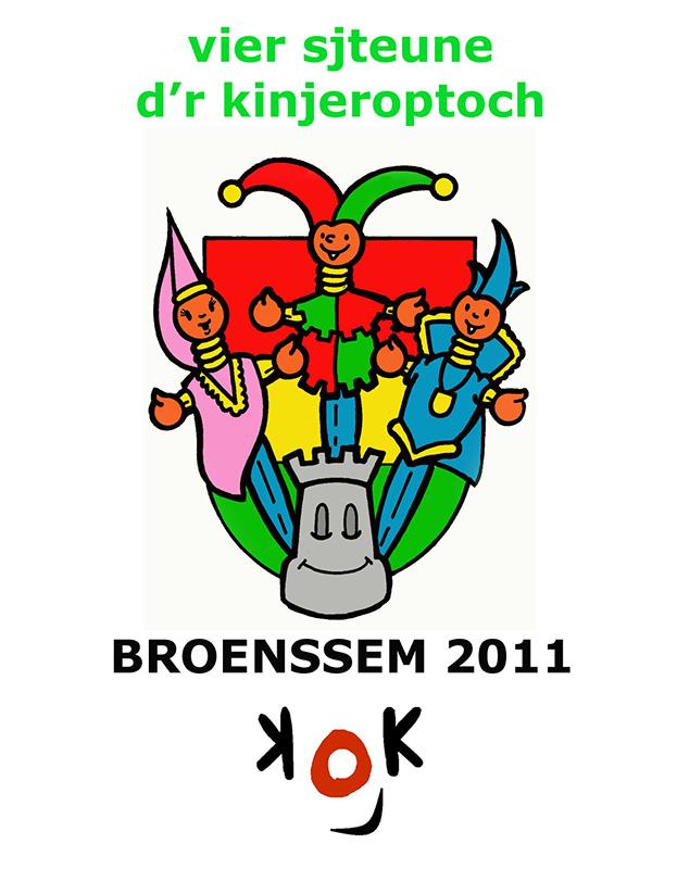 Kinjer Optoch Kommitee Broenssem 2011