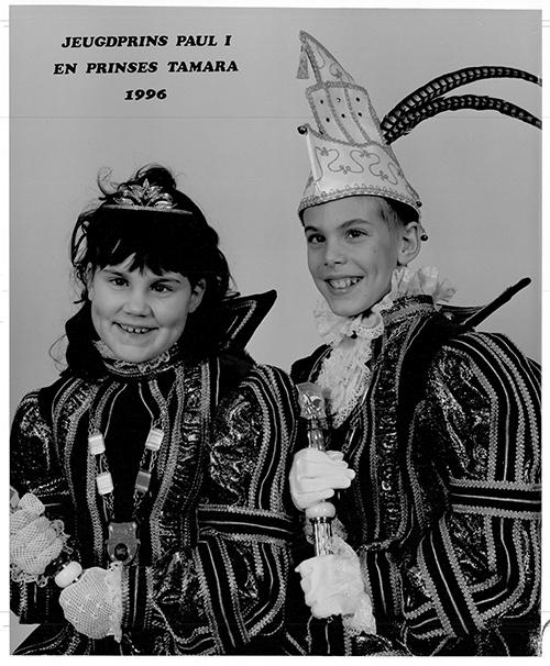 Kinjer Optoch Kommitee Broenssem 1996 Paul 1 & Tamara