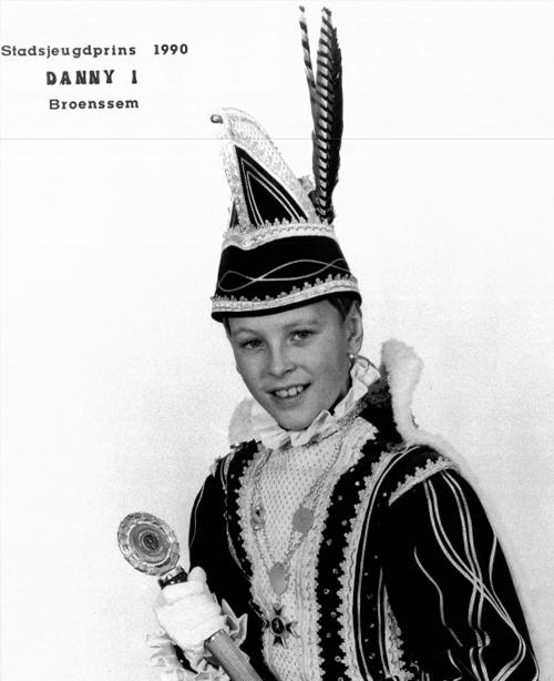 Kinjer Optoch Kommitee Broenssem 1990 Danny 1