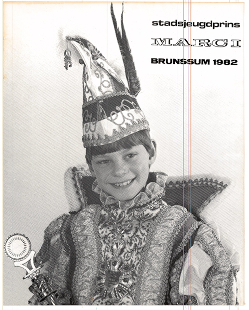 Kinjer Optoch Kommitee Broenssem 1982 Marc 1