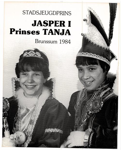 Kinjer Optoch Kommitee Broenssem 1984 Jasper 1